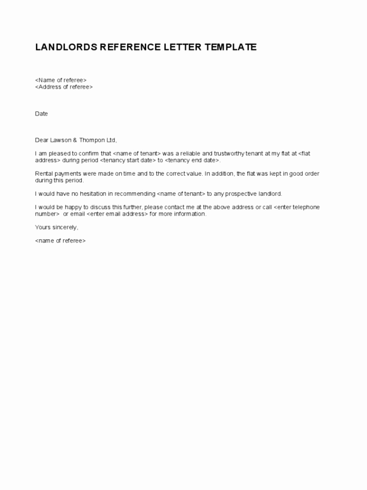 Word Letter Of Recommendation Template Fresh Reference Letter Template Word Templates Trakore
