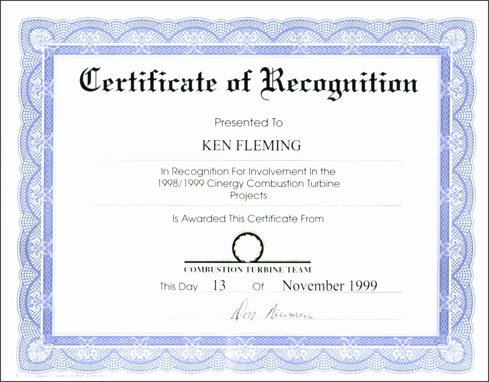 Word Template Certificate Of Recognition Best Of 9 Ms Word Certificate Appreciation Template