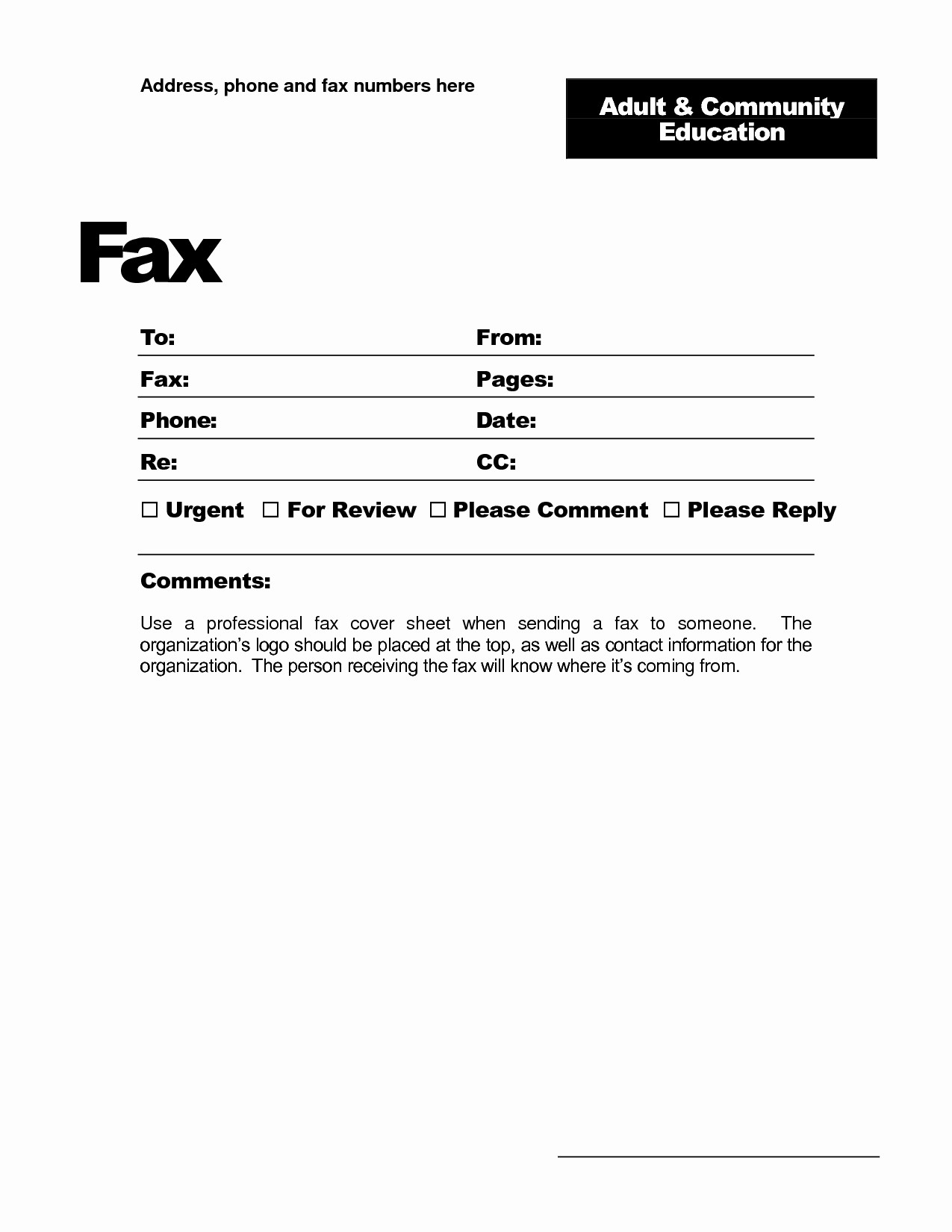 Word Template Fax Cover Sheet Awesome Fax Cover Sheet Template Word Unique Microsoft Fice