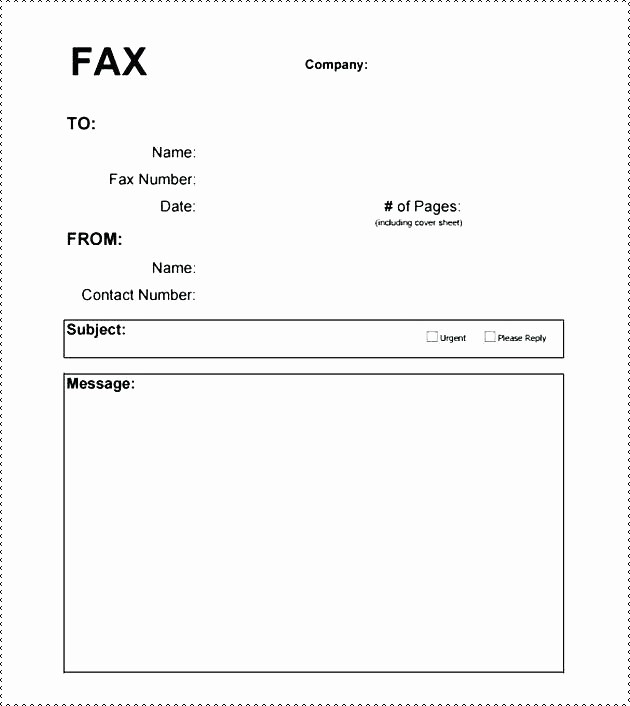 Word Template Fax Cover Sheet Awesome Fax Letter Cover Sheet – Administrativelawjudgefo