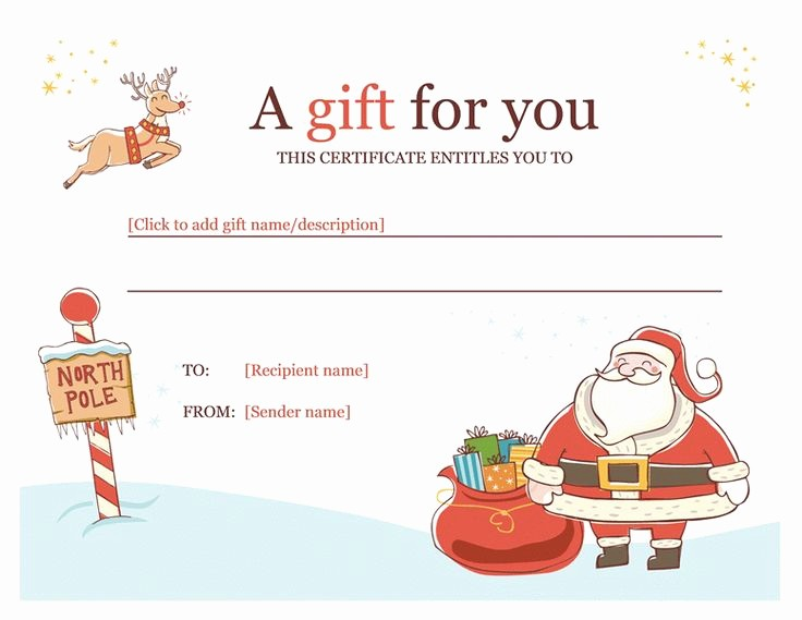 Word Templates for Gift Certificates Inspirational the 25 Best Gift Certificate Template Word Ideas On