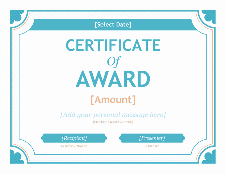 Word Templates for Gift Certificates New Gift Certificate Template Word 2007 Free Certificate