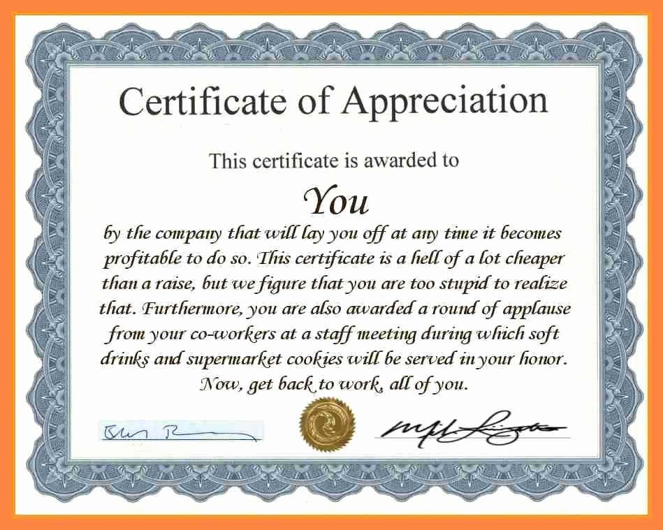 Wording for Certificate Of Achievement Fresh 14 Certificate Achievement Wording