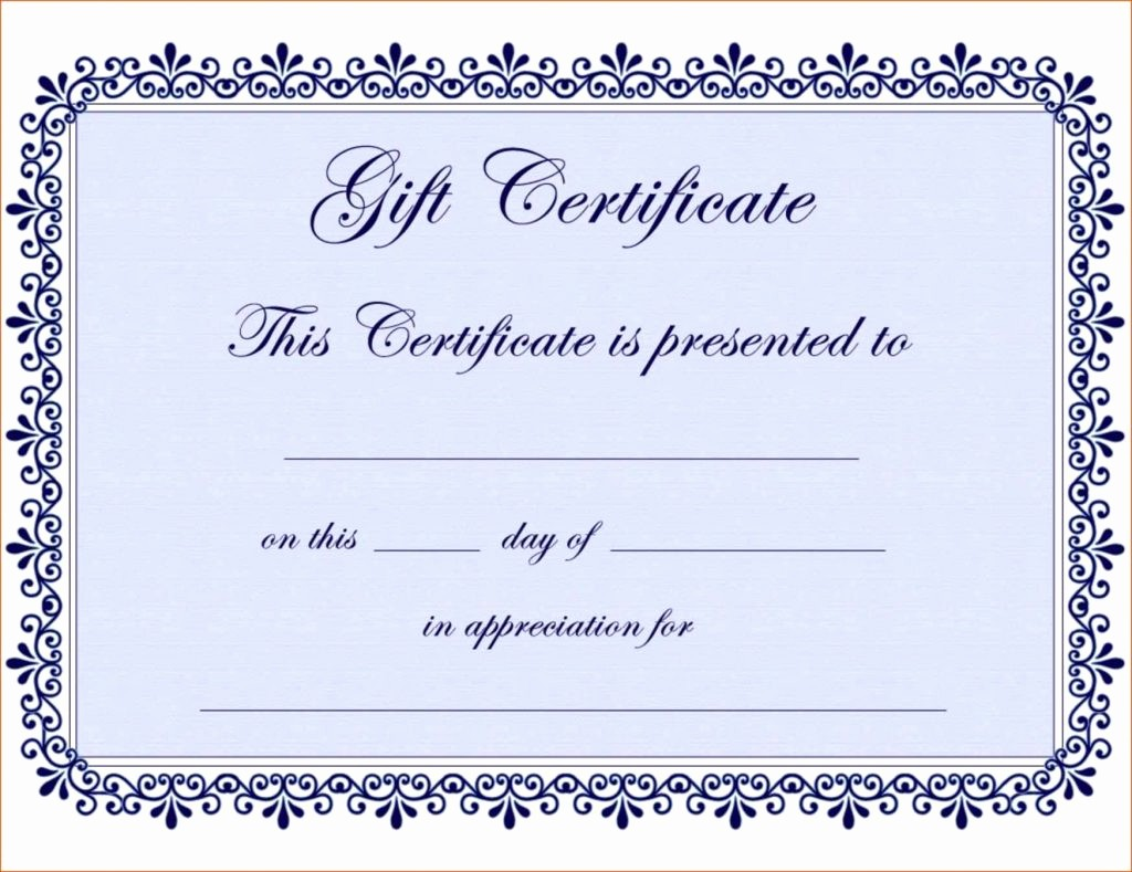 Words for Certificate Of Appreciation Elegant Certificate Appreciation Templates for Word Template