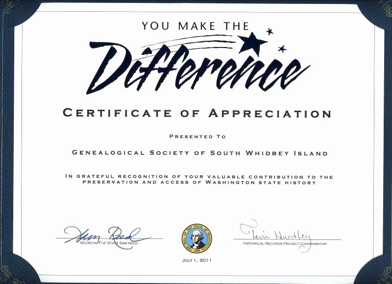 Words for Certificate Of Appreciation Inspirational Certificate Appreciation Words Certificates