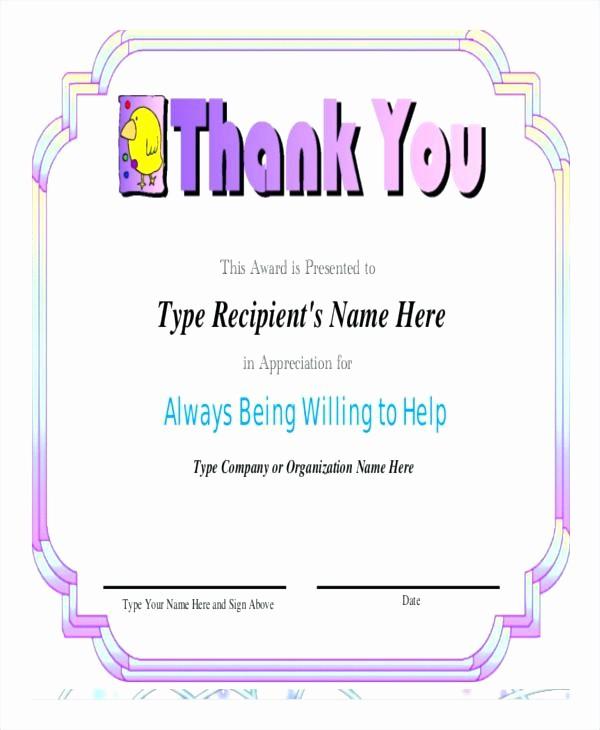 Words for Certificate Of Appreciation Lovely Appreciation Speech Examples Samples Doc Employee Speech