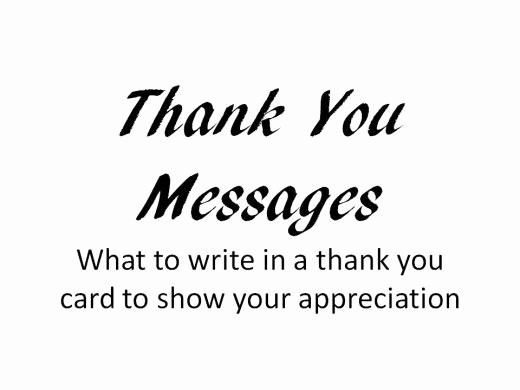 Words for Thank You Card Awesome 27 Best Thank You Messages and Quotes Images On Pinterest