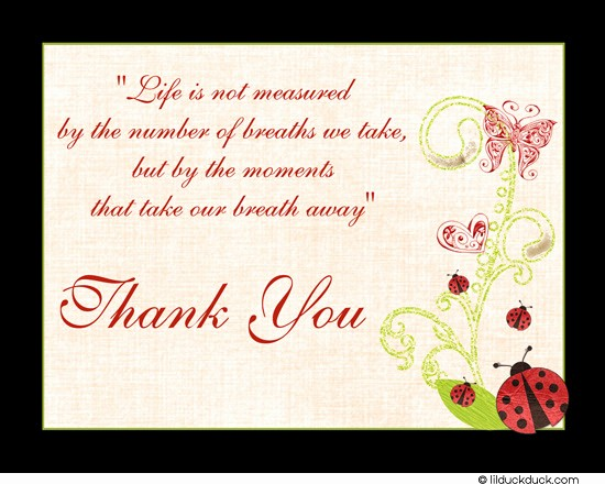 Words for Thank You Card Fresh Thank You Quotes Quotesgram