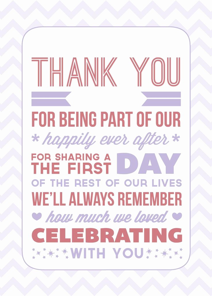 Words for Thank You Card Luxury 25 Best Ideas About Wedding Thank You Wording On