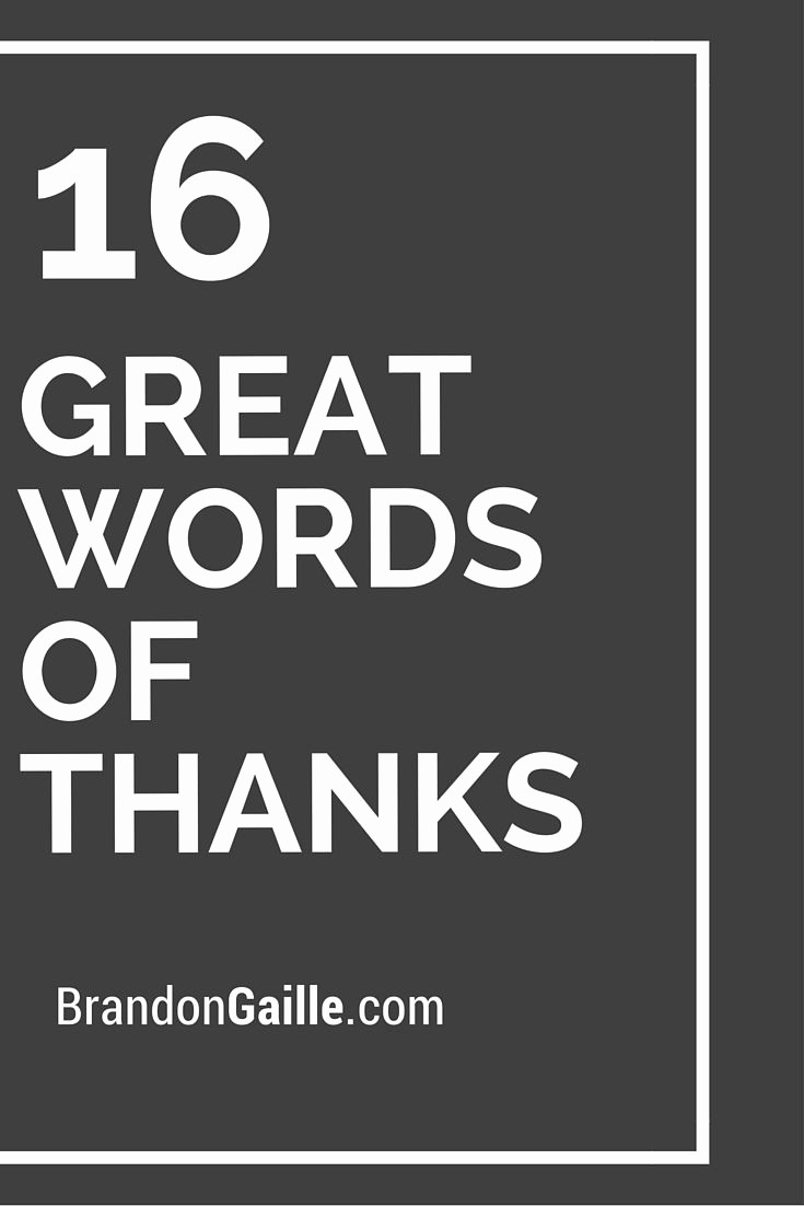 Words for Thank You Card New 23 Best Thank You Messages and Quotes Images On Pinterest