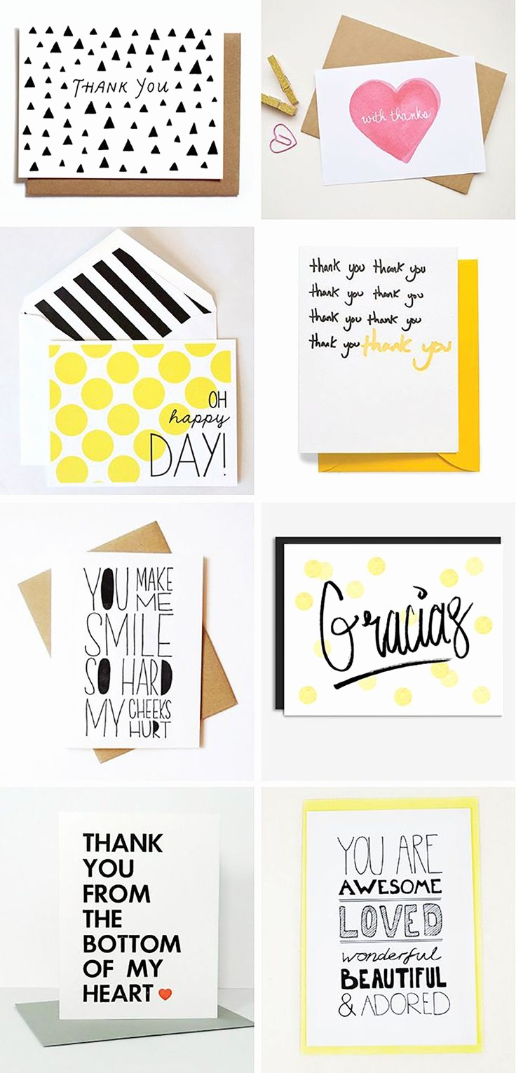 Words for Thank You Cards Best Of Best 25 Thank You Card Wording Ideas On Pinterest