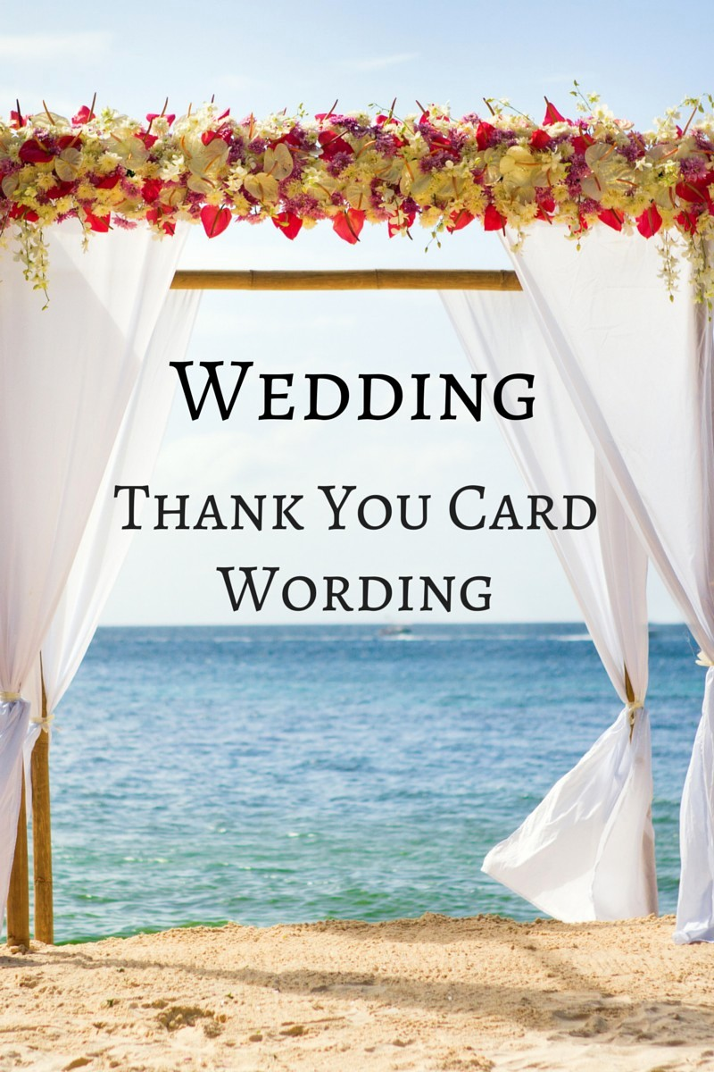 Words for Thank You Cards Best Of Wedding Thank You Card Wording Confetti & Bliss