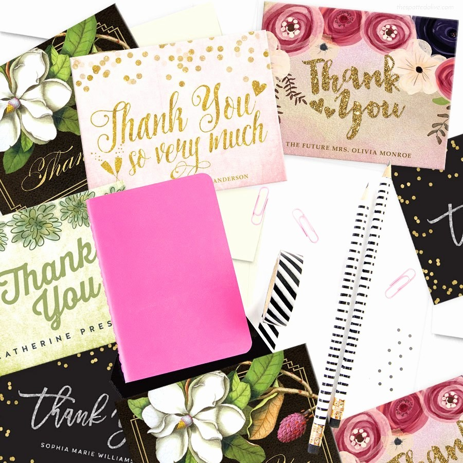 Words for Thank You Cards Elegant Wedding Thank You Card Wording for Cash Gift