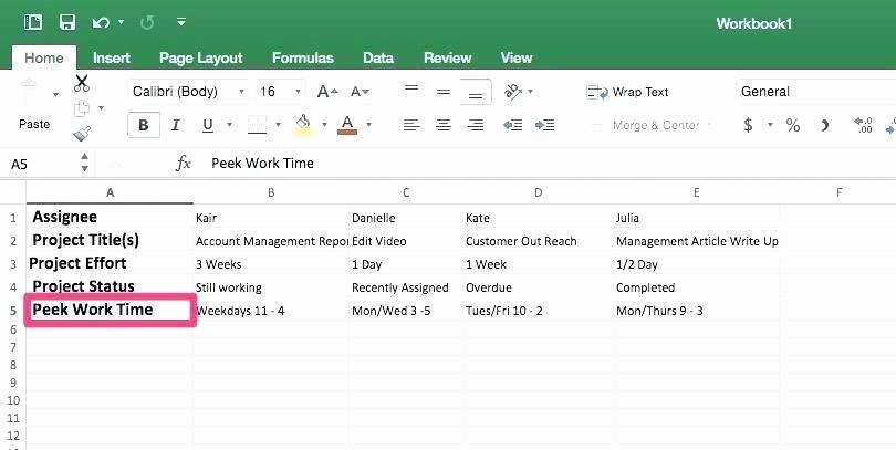 Work In Progress Template Excel New Work In Progress Spreadsheet Template How Do I Start Quick