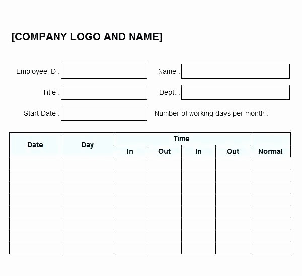 Work Log Sheet Template Excel Unique Sign Up Sheet Template Excel Printable In Templates Free