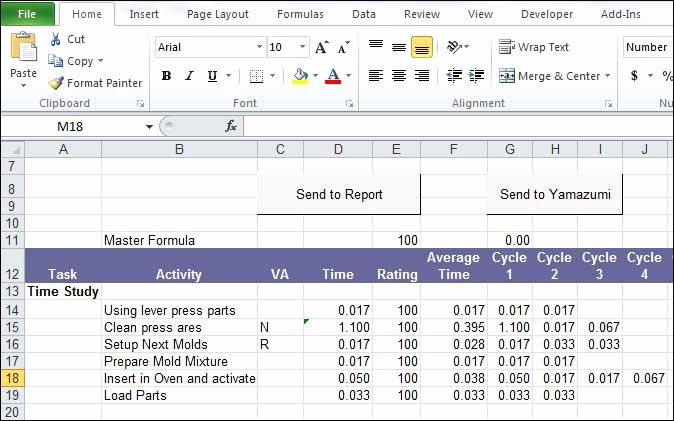 Work Time Study Template Excel Best Of Time Study Template Timer Pro Professional
