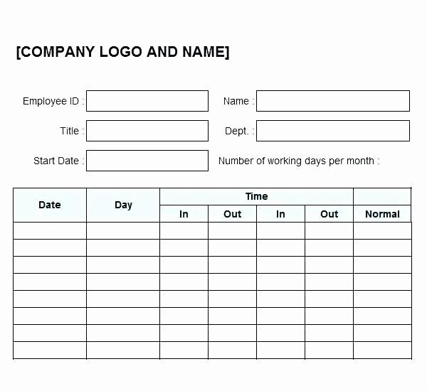 Work Time Study Template Excel Elegant Sign Up Sheet Template Excel Printable In Templates Free