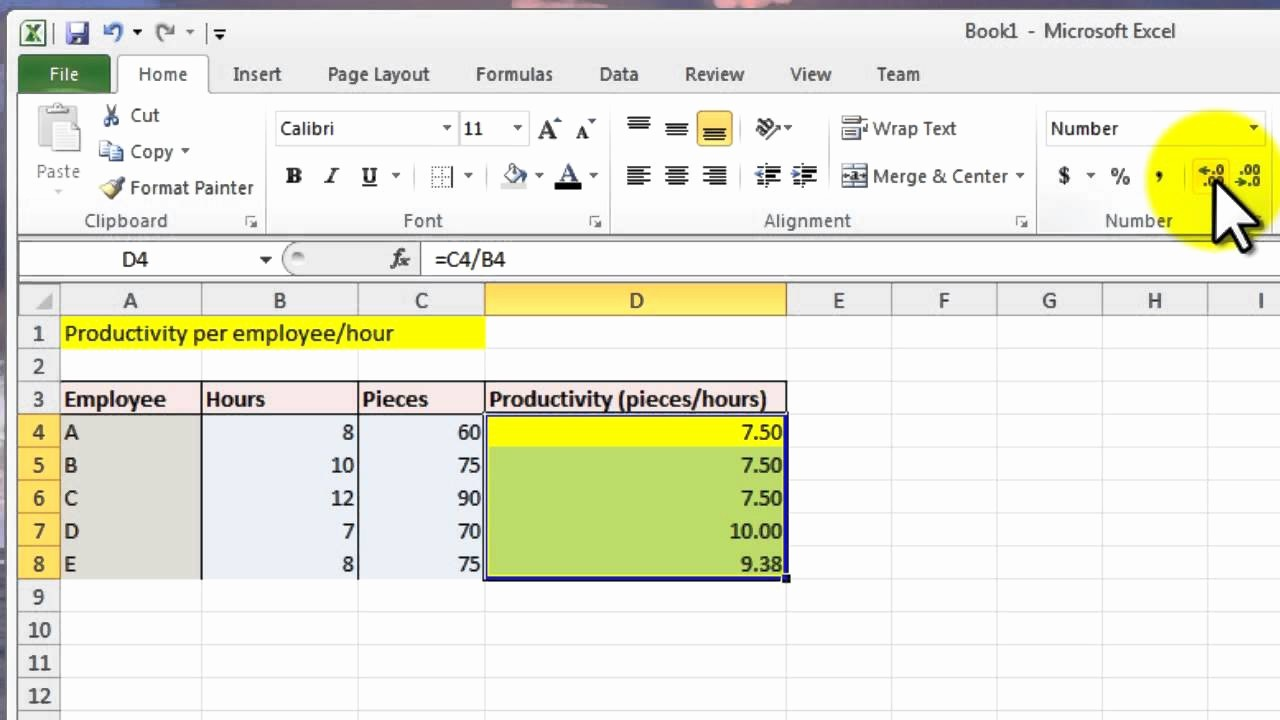 Work Time Study Template Excel Elegant Time Study Template Excel