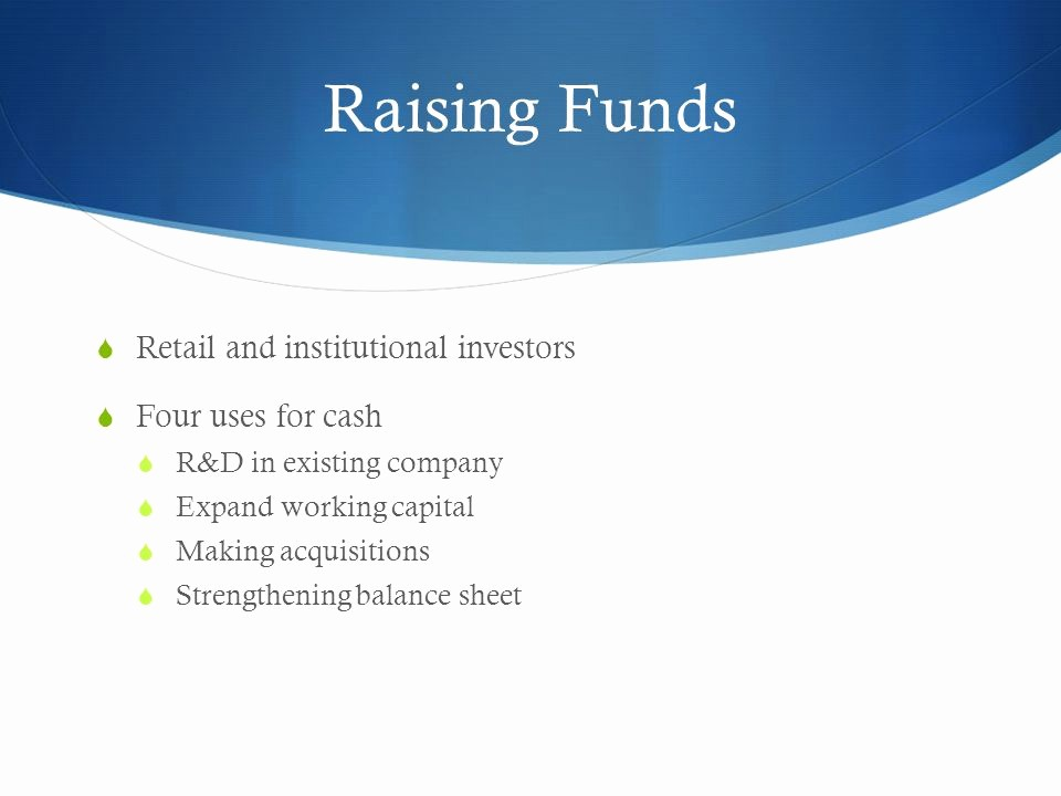 Working Capital On Balance Sheet Unique Private Equity Ppt Video Online