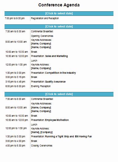 Workshop Agenda Template Microsoft Word Fresh Agenda Template Keep Your Meeting organized