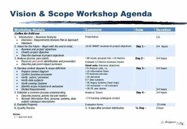 Workshop Agenda Template Microsoft Word New Workshop Agenda Template Template Design Ideas