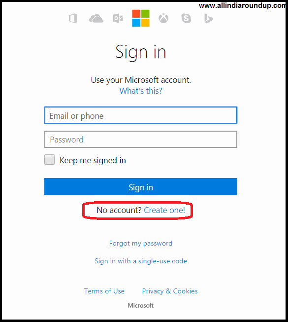 Www Hotmail Com Login Page Best Of Sign Up Sign In Login Pages for Hotmail