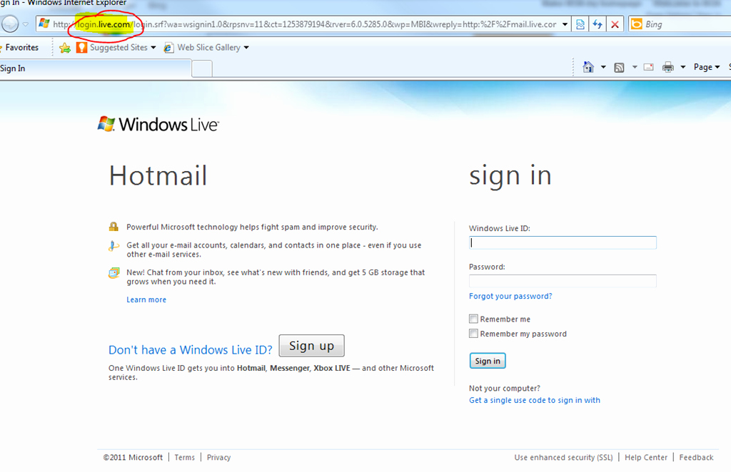 Www Hotmail Com Login Page Elegant Accept No Substitutes How to Spot Fake Hotmail Log In