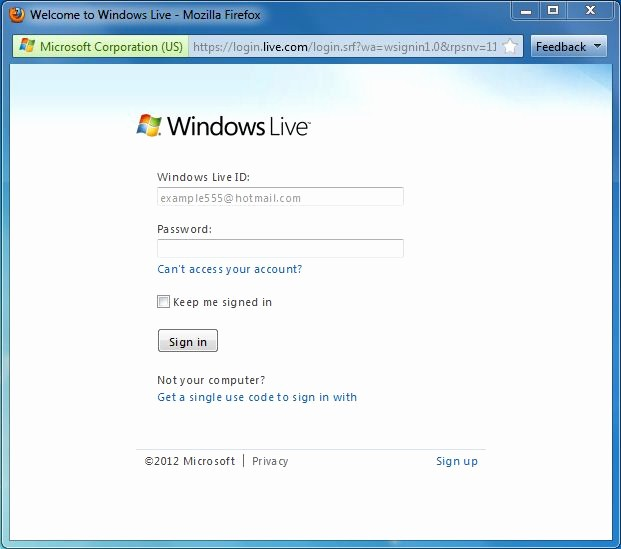 Www Hotmail Com Login Page Inspirational Hotmail Ml