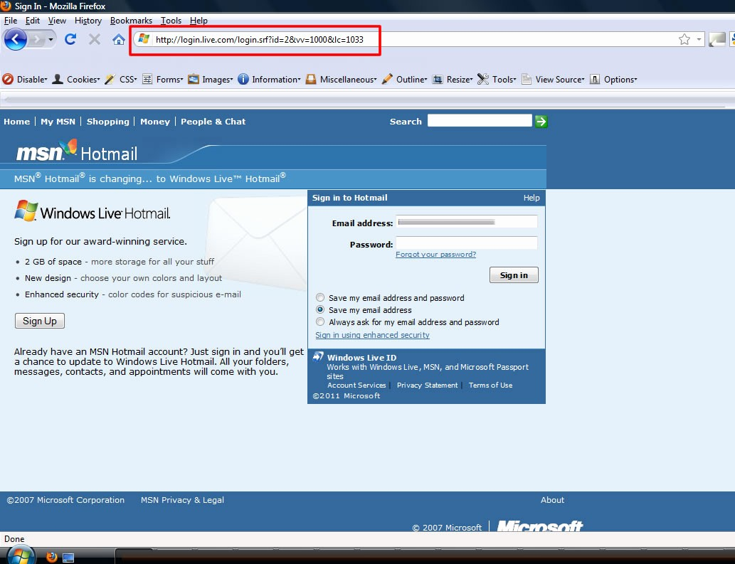 Www Hotmail Com Login Page Lovely Hotmail Hacking Part 3