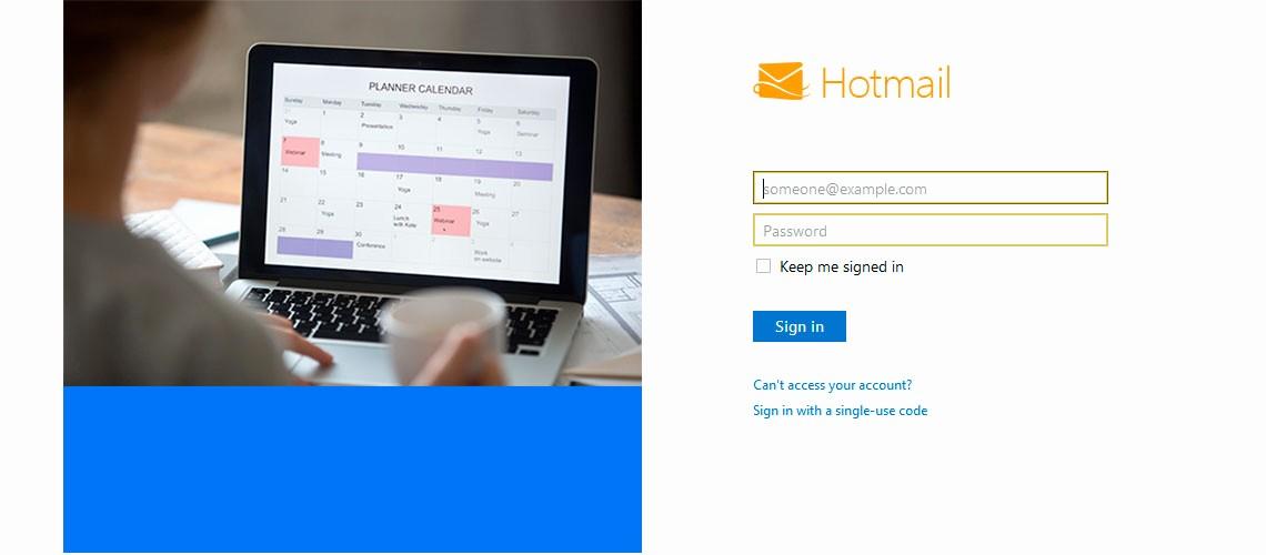 Www Hotmail Com Login Page Unique Hotmail Login