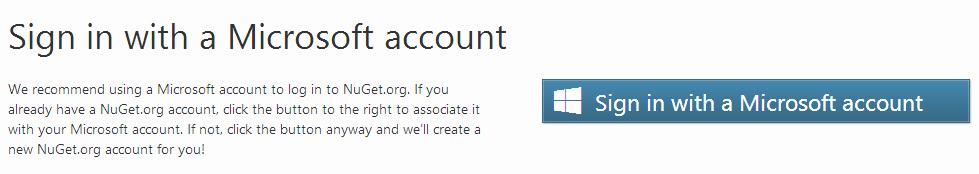 Www.login.microsoftonline.com Http //www.login.microsoftonline.com Elegant Use Your Microsoft Account to Log In to Nuget