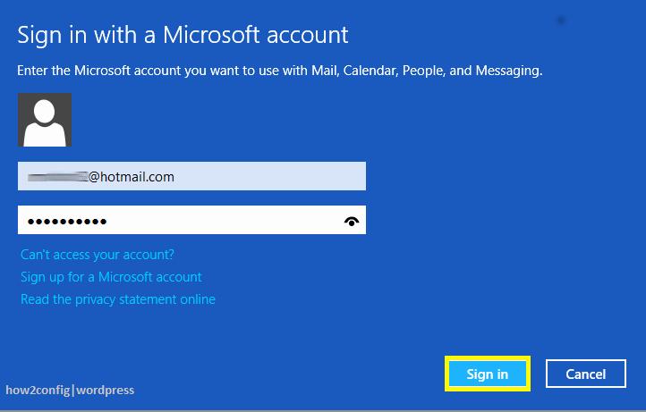 Www.login.microsoftonline.com Http //www.login.microsoftonline.com New How to Configure Mail Account In Windows 8 – Komputergeek