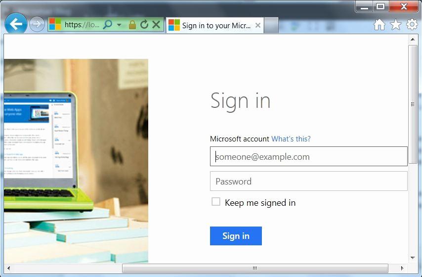 Www.login.microsoftonline.com Http //www.login.microsoftonline.com New where Microsoft Account and organisational Account Meet
