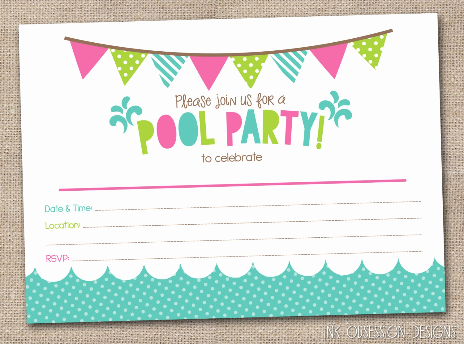 Year End Party Invitation Templates Elegant Year End Party Invitation Card