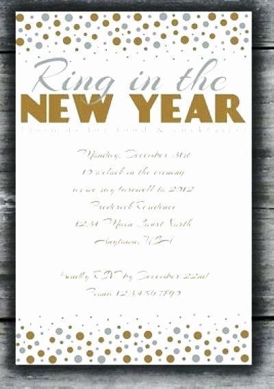 Year End Party Invitation Templates Unique Year End Party Invitation Templates to Bring Your Dream