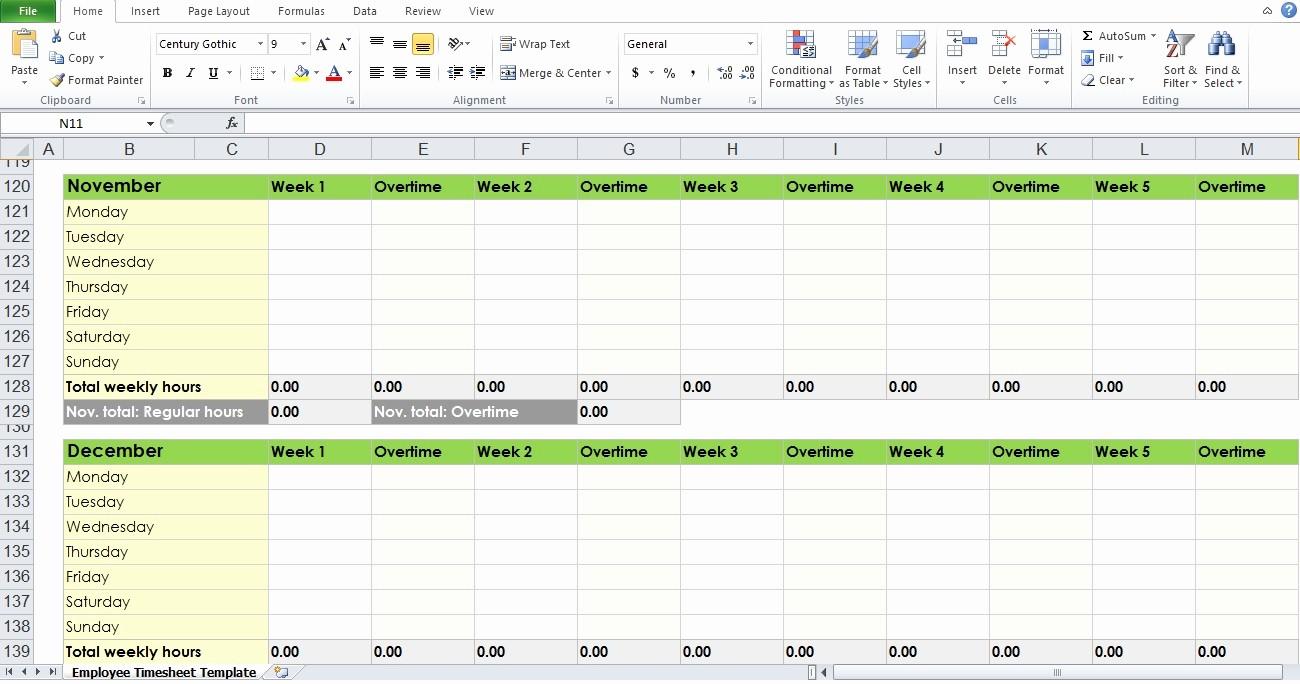 Yearly Work Schedule Template Excel Elegant Monthly Employee Schedule Template