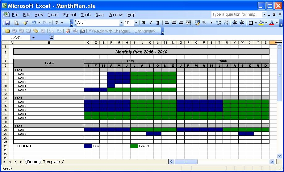 Yearly Work Schedule Template Excel Inspirational Yearly Planning Calendar Fice Template