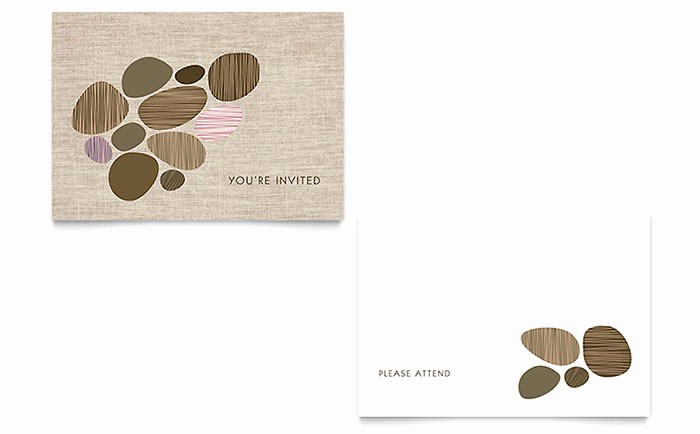 You Re Invited Template Word Beautiful You Re Invited Invitation Template Word & Publisher