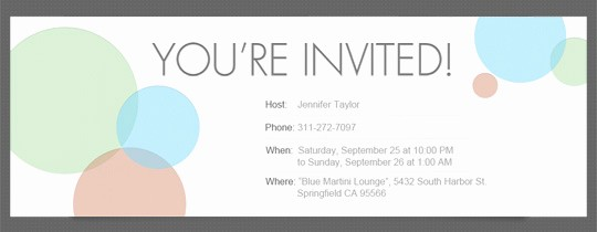 You Re Invited Template Word Beautiful You Re Invited Invitations Template