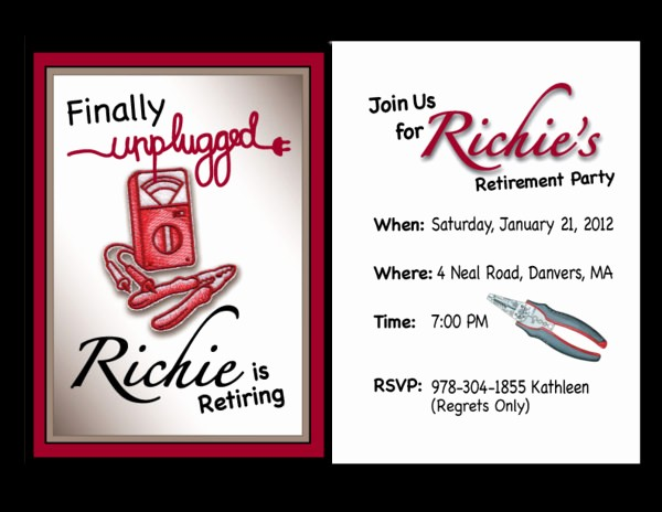 You Re Invited Template Word Inspirational 36 Retirement Party Invitation Templates Psd Ai Word