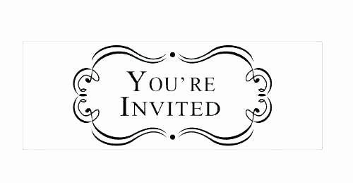 You Re Invited Template Word Luxury Cordially Invited Invitations You Re Template Stunning