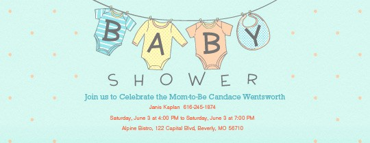You Re Invited Template Word Luxury Free Baby Shower Invitations Evite