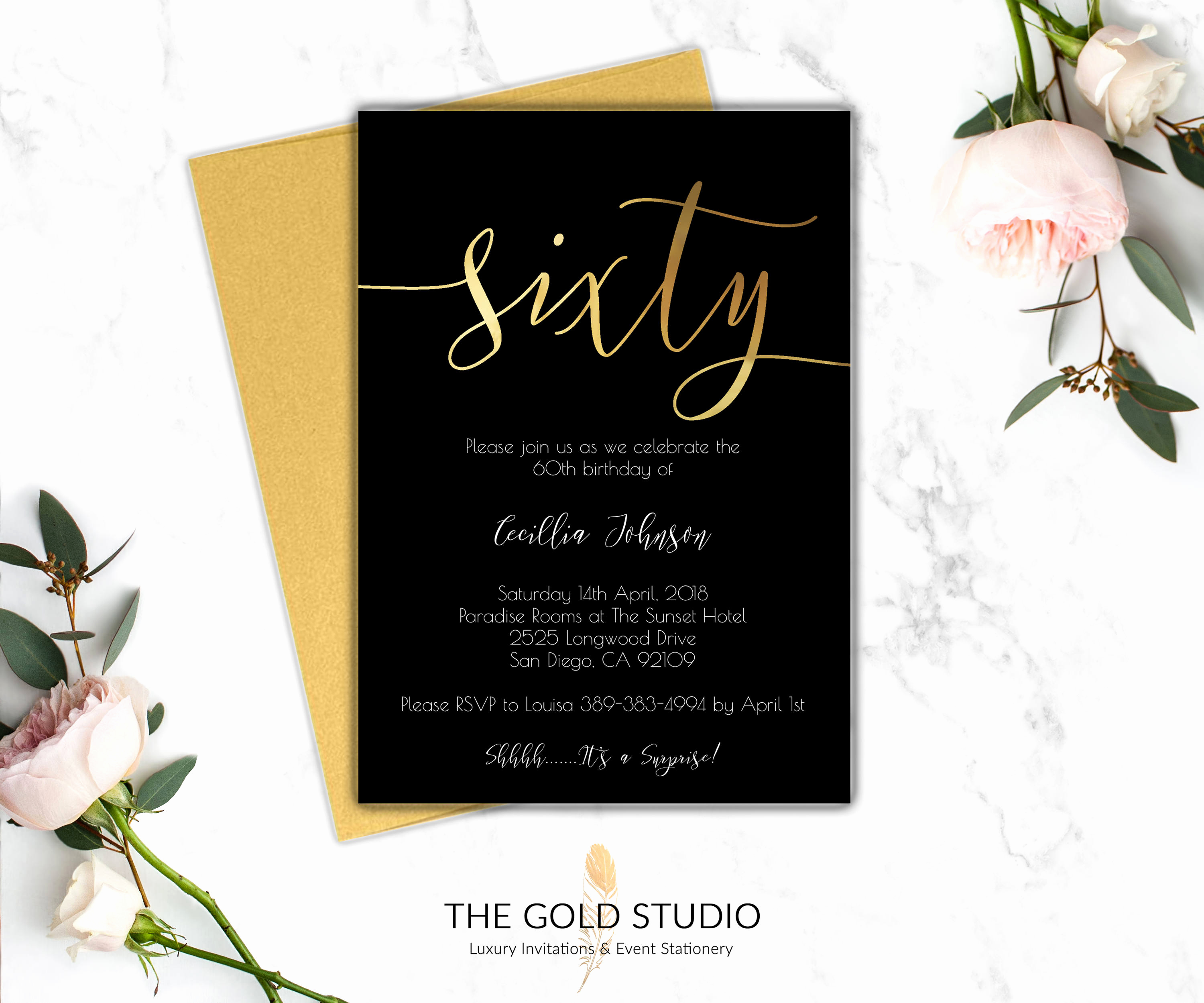 60th Birthday Invitations Template Awesome Tips Special 60th Birthday Invitations for Your Special