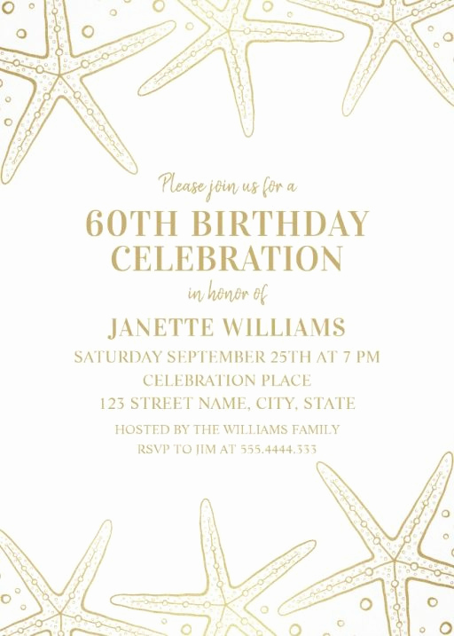 60th Birthday Invite Templates Best Of Hawaiian 60th Birthday Invitations Archives Superdazzle