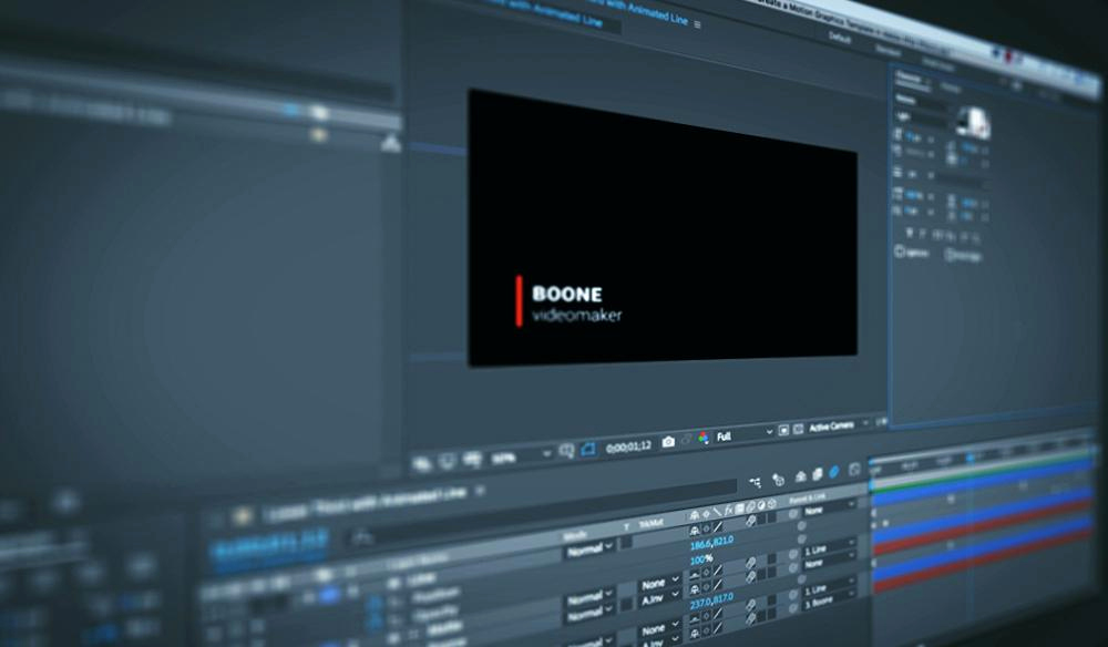 Adobe after Effect Template Free Awesome Using Presets and Templates Adobe after Effects Tutorial 7