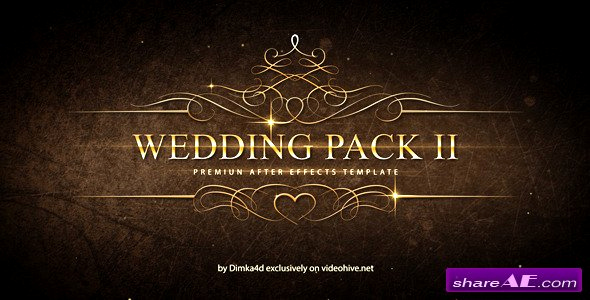 Adobe after Effect Template Free Awesome Wedding Pack Ii after Effects Project Videohive Free