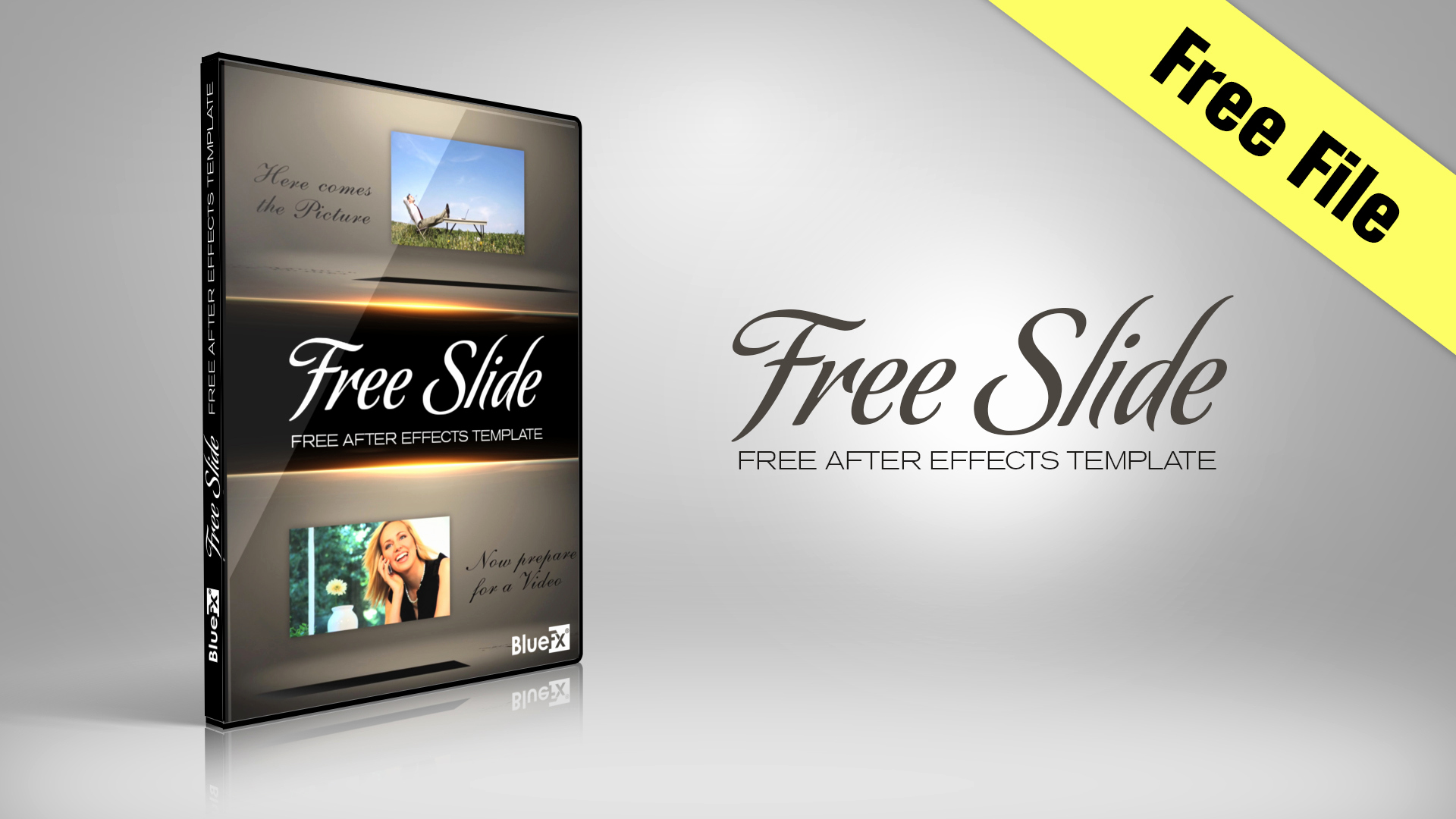 Adobe after Effect Template Free Best Of after Effects Slideshow Template Free