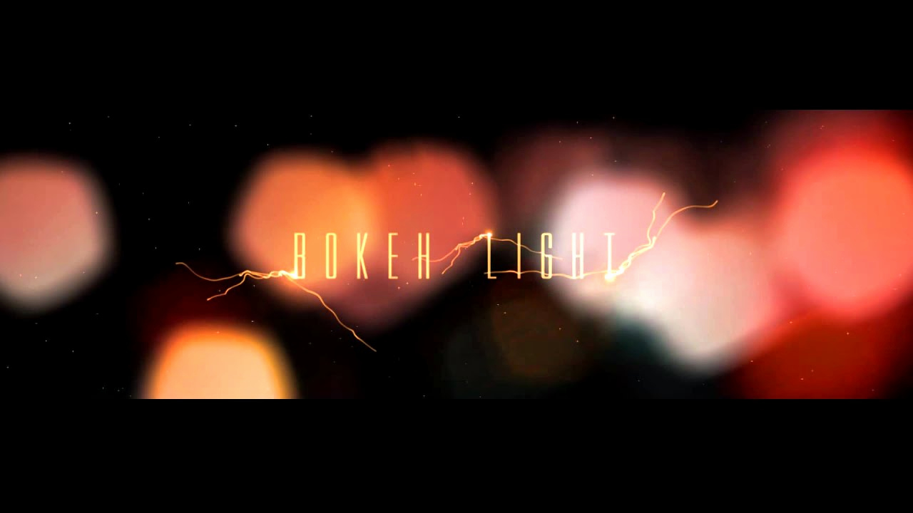 Adobe after Effect Template Free Unique A Free Adobe after Effects Template Bokeh Light