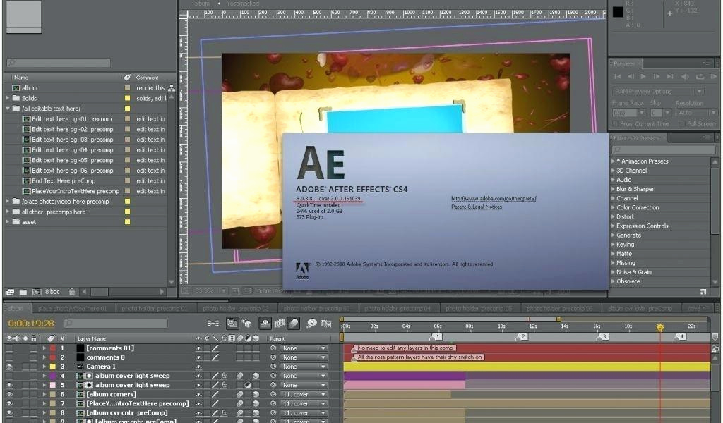 Adobe after Effect Template Free Unique Intro Nice Intro Template Adobe after Effect by Adobe