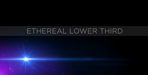 After Effect Lower Third Templates Beautiful 20 Professional after Effects Lower Third Templates